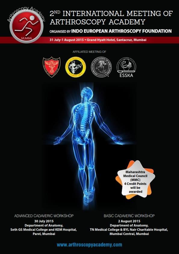 2nd International Meeting of Arthroscopy Academy | Indian