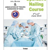 OPERATIVE NAILING COURSE/   Mumbai 3rd & 4th June 2016