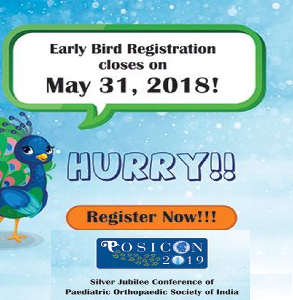 POSICON 2019 – Silver Jubilee Conference of Paediatric